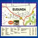 Eudunda Street Map Thumbnail
