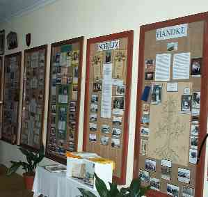 Handke Family Tree Wall Hanging in The Eudunda Family Heritage Gallery