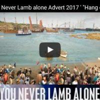 Australia Day Advert – 'You Never Lamb Alone'