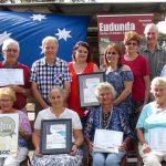 Australia Day Winners 2017 Group (Presented 2018)