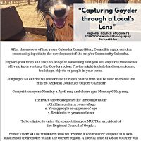 Capturing Goyder through a Local's Lens