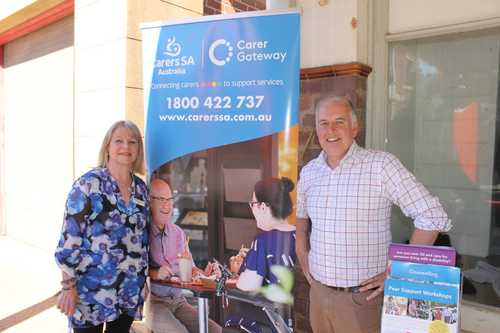 CarersSA Australia & Carer Gateway