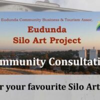 Voting For Silo Art Design Suspended Due to New COVID Restrictions