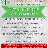 Eudunda Christmas Party – 6th Dec 2019