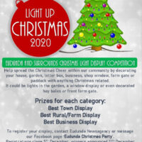 Light up Christmas 2020 – Southern Goyder Regional Competition