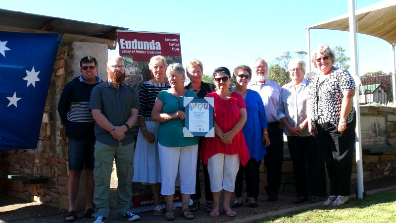 Eudunda Community Event of the Year 2017 - Eudunda Hall & Catering Committee