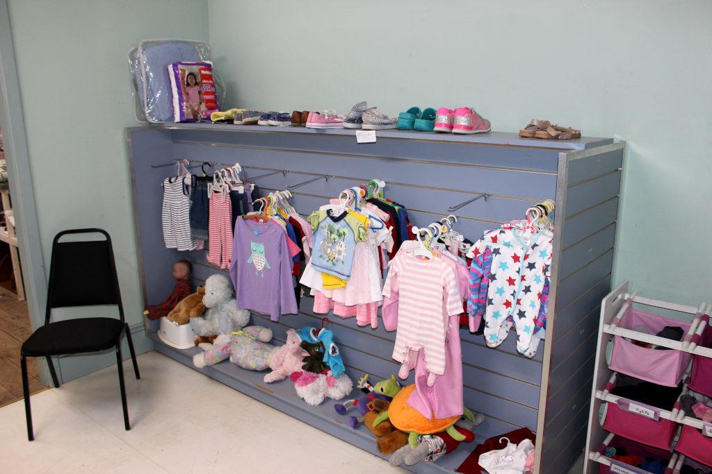 Eudunda Community Op Shop - Baby & Kids Clothings at Opening