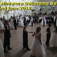 Eudunda Miniature Debutante Ball Announced – 22nd June 2018