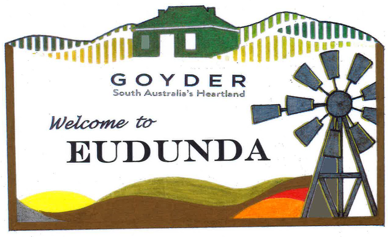 Proposed Eudunda Welcome Sign - draft May 2018