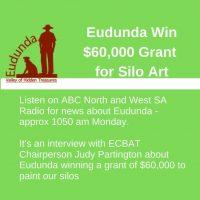 Eudunda on the Air Waves – ABC Radio 639AM