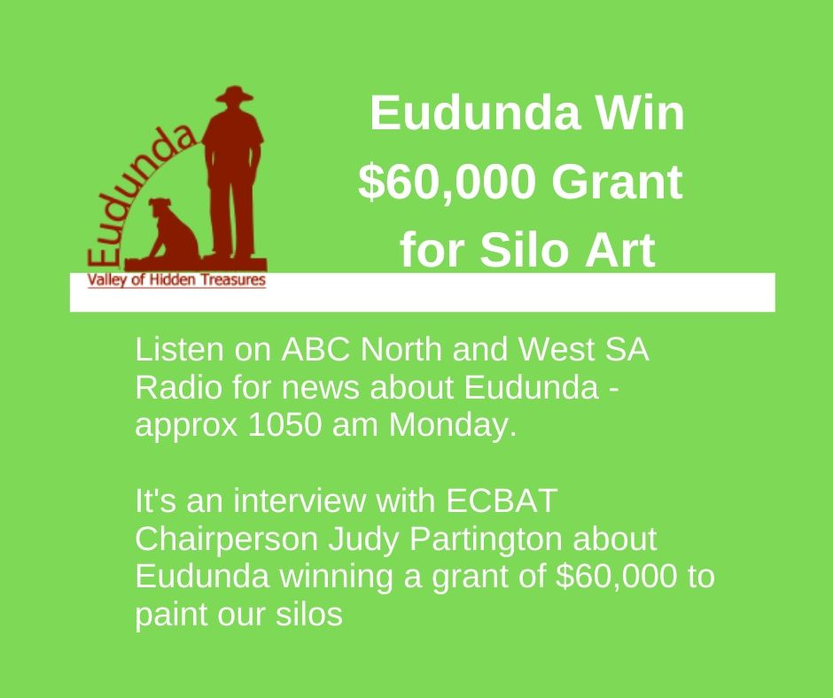 Eudunda on the Air Waves - ABC Radio 281019
