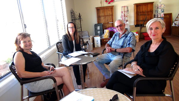 First Southern Goyder Working Party Strategy Meeting - Robertstown