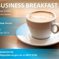 Goyder Business Breakfast – Eudunda-13th Jun 2019