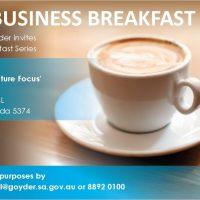 Goyder Business Breakfast – Eudunda-13th Jun 2019