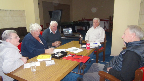 Inaugrual Meeting Planning Eudunda 150th
