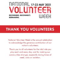 ECBAT Thank All Volunteers in the Region