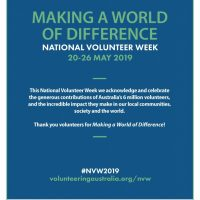 Celebrating Volunteers Who Locally Make A World Of Difference