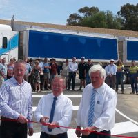 Official Opening Eudunda Heavy Vehicle Bypass – 10th Nov 2017