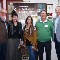 Successful Goyder Business Breakfast At Eudunda