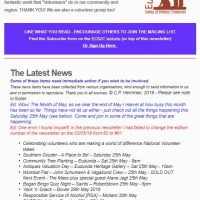 Southern Goyder News from ECBAT #62