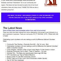 Southern Goyder News from ECBAT #63