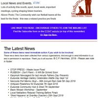 Southern Goyder News from ECBAT #67