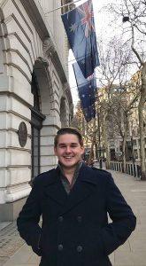 Samuel Doering in London