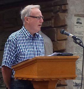 Trevor Mathews ECBAT Chairperson speaks of a year of progress