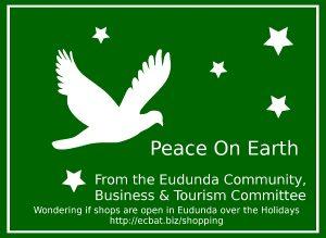 Peace Dove - Peace on Earth from ECBAT