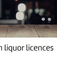Changes to Liquor Licencing – youSay – by May 3rd